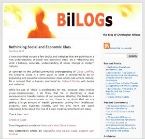 BilLOGs snapshot 2