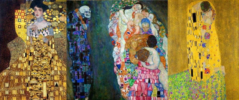 Gustav Kimnt Art